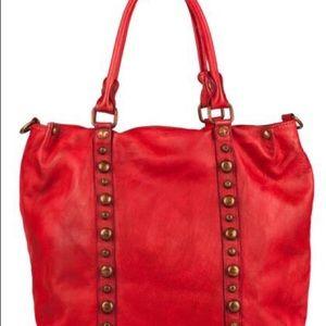 Handbags - Stylish Leather Hanbag